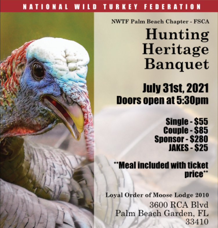 Hunting Heritage Banquet